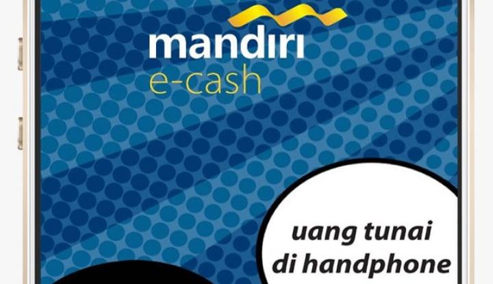 Foto Berita Gandeng 4 e-Commerce, Mandiri dan LINE Gelar Bulan Belanja e-Cash
