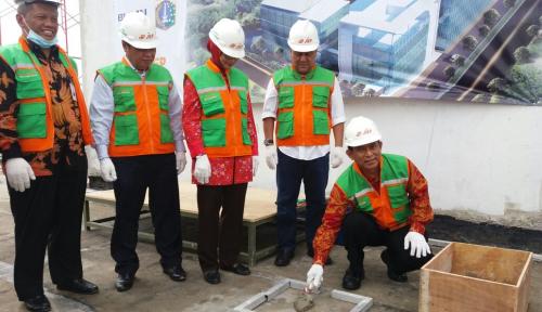 Foto JIEP Hadirkan Financial Center di Kawasan Industri Pulogadung