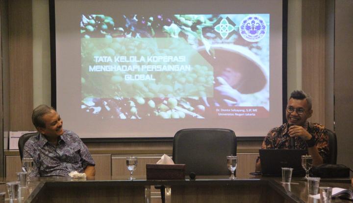 Foto Berita Universitas Trilogi Dorong Penguatan Koperasi Indonesia