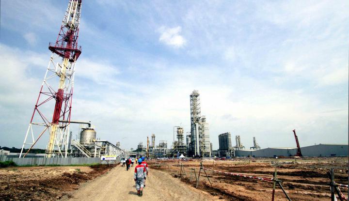 Foto Berita Chandra Asri Bangun Pabrik Senilai USD350 Juta