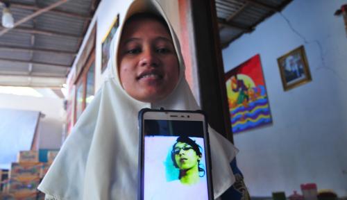 Foto Tersangka Penyebab Meninggalnya Guru di Sampang Tidak Ditahan di Lapas Anak