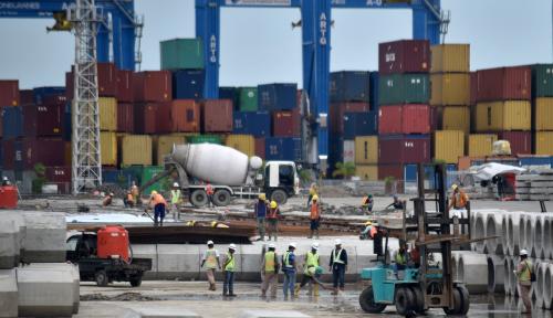 Foto Pemkot Balikpapan Tawarkan Pengusaha Manfaatkan Direct Call Pelabuhan KKT
