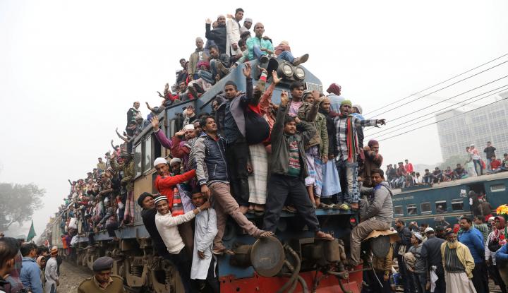 Foto Berita Indonesia Rangkul Bangladesh Lepas dari Jerat LDC