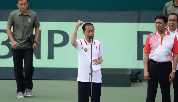 Foto Berita Jokowi: Jangan Gara-gara Asap Asian Games Batal