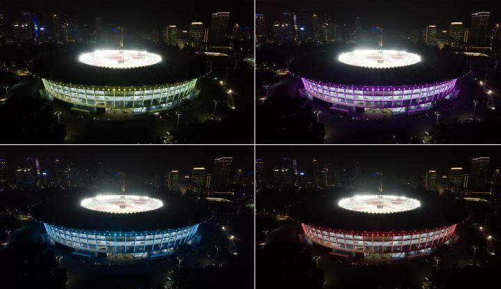 Foto Berita Renovasi Stadion Tenis GBK Telan Rp92,8 Miliar