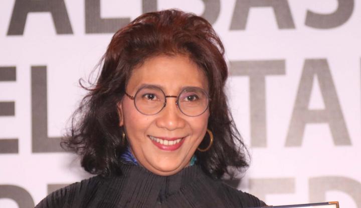Menteri Susi Dorong Digitalisasi UMKM Kelautan dan Perikanan