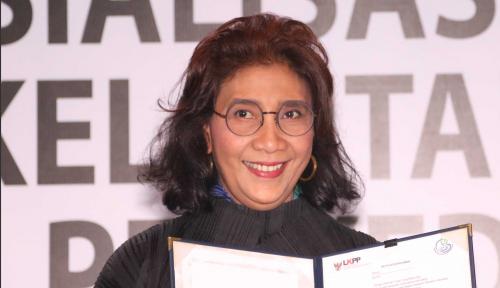 Foto LSM Apresiasi Tindakan Tegas Menteri Susi