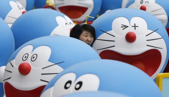 Foto Berita Pemalsuan Produk Bikin Produsen Resmi Doraemon Rugi