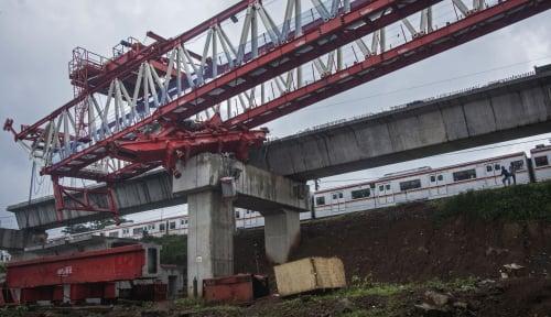 Foto Pembangunan Infrastruktur Jangan Kejar Tayang