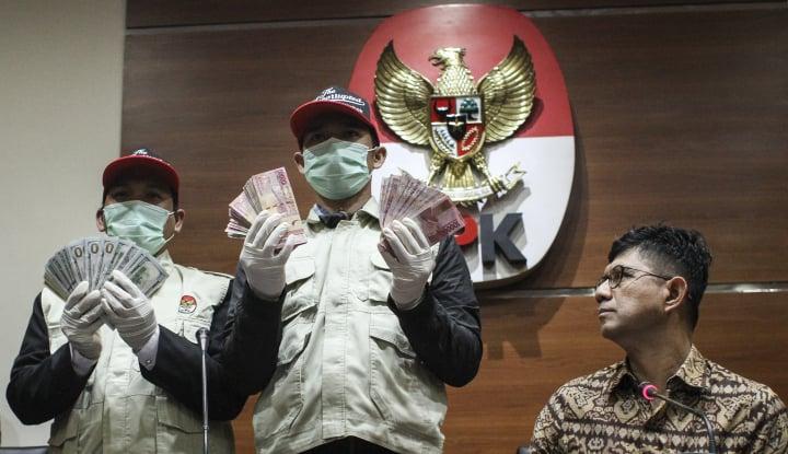 Foto Berita Kader Terjaring OTT, Golkar Pertimbangkan Cari Pengganti Calon Bupati Jombang