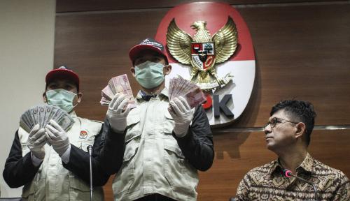 Foto Tetapkan Calon Kepala Daerah Jadi Tersangka, KPK Tak Merasa Jadi Pembangkang Pemerintah