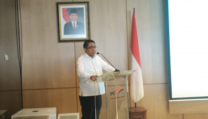 Foto Berita 2017, Pendapatan IPC Naik 17,8 Persen