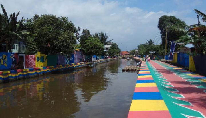 Foto Berita Pemkot Palembang Tekan Volume Sampah di Anak Sungai Musi