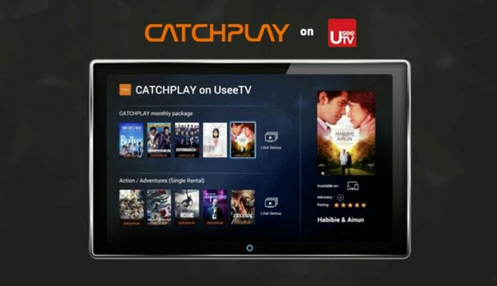 Foto Berita Telkom Bersama Catchplay Hadirkan Film Blockbuster di IndiHome