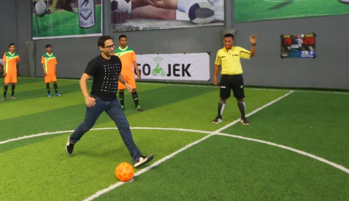 Foto Berita Go-Jek Selenggarakan Driver Cup 2018 Bersama Mitra