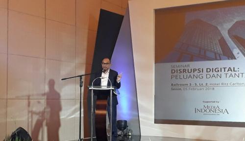 Disrupsi Digital Bisa Berdampak Luar Biasa, Ini Kata Pengamat Chatib Basri