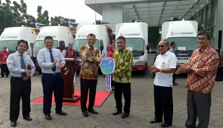 Foto Berita Lintasarta–Bank Riau Kepri Kerja Sama Tingkatkan Akses Perbankan di Pelosok