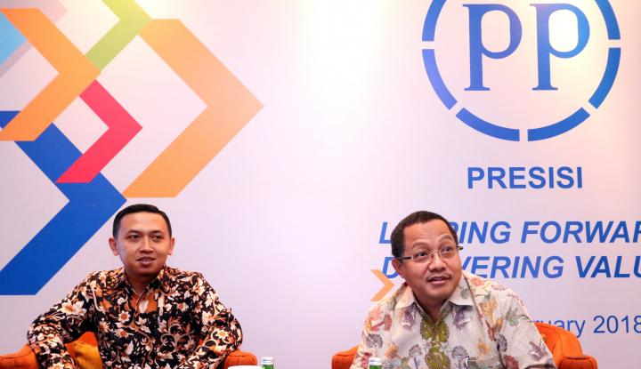 Foto Berita PP Presisi Optimis Target Pendapatan Tahun Ini Bakal Tercapai