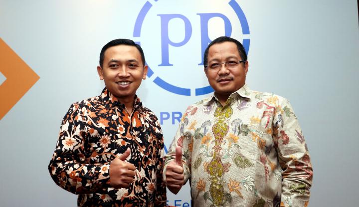 Foto Berita Laba Bersih PP Presisi Melonjak 498%