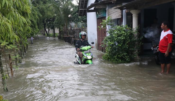 Foto Berita Waspada! Ramalan BPBD: Banjir Rob Melanda Pesisir Utara Jakarta