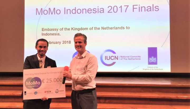 Foto Berita Diaspora Indonesia Menangi MoMo Indonesia Challenge 2017