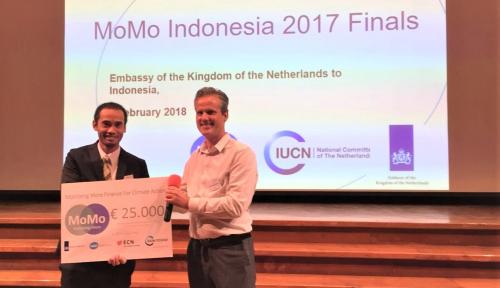 Foto Diaspora Indonesia Menangi MoMo Indonesia Challenge 2017
