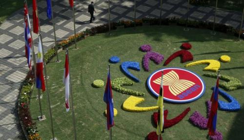 Foto Menlu se-ASEAN Bertemu Bahas 'Smart City'