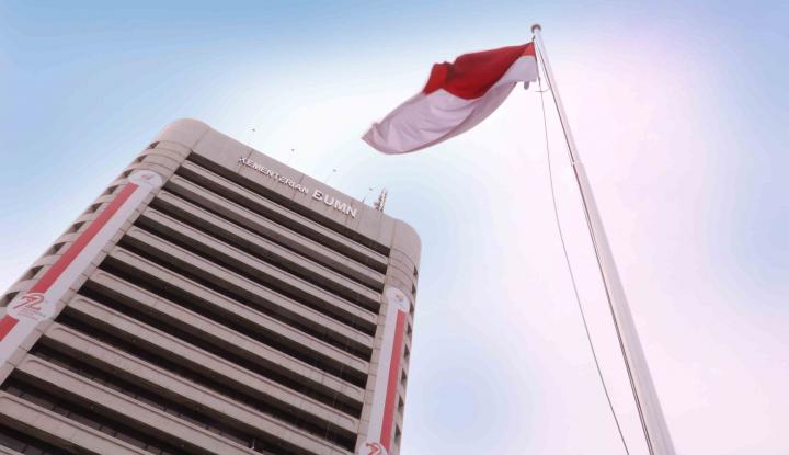 Foto Berita Kementerian BUMN Dituding Berpihak pada KAP Big Four