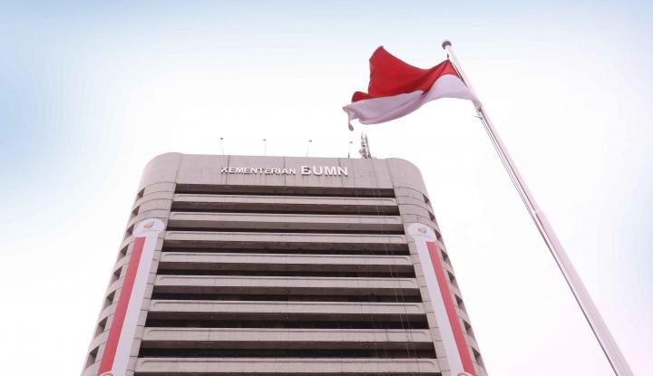 Resmi Dirombak Kementerian BUMN, Berikut Jajaran Direksi Indonesia Re - Warta Ekonomi
