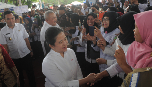 Foto Dua Menteri Jokowi Tinjau Persiapan Haji di Jeddah