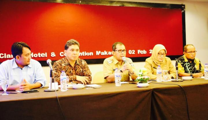 Foto Berita Soal Tol Layang di Makassar, Danny: Perlu Pemetaan Jalur Alternatif!