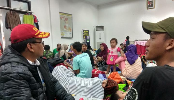 Foto Berita Gerak Cepat, Kemensos Bentuk 81 Kampung Siaga Bencana
