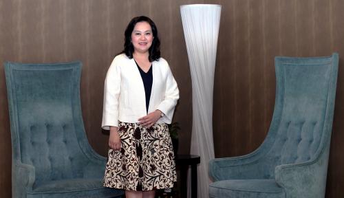 Foto Cin Cin Go, Peluang Besar bagi Wanita di Dunia TI