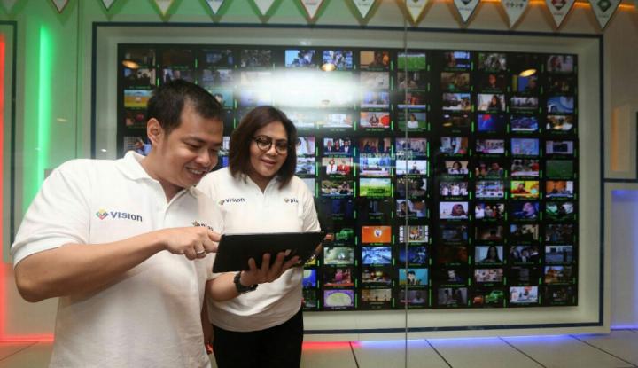 Foto Berita MNC Vision dan MNC Play Perkenalkan Layanan Seamless Home