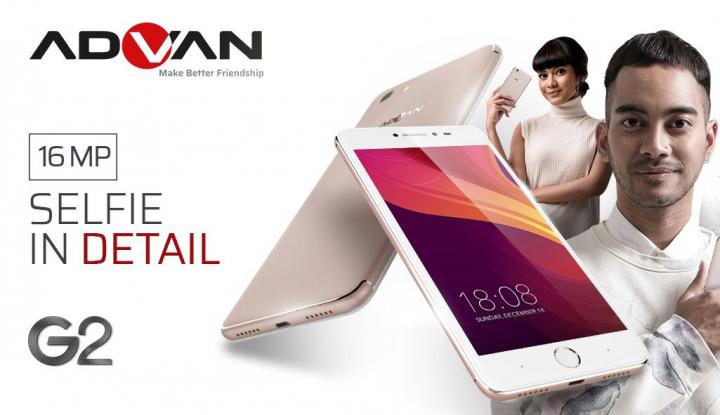 Foto Berita Advan G2 Siap Libas Samsung dan Oppo