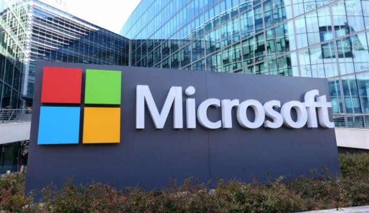 Foto Berita Microsoft Ungguli Posisi Amazon Sebagai Perusahaan AS Paling Berharga