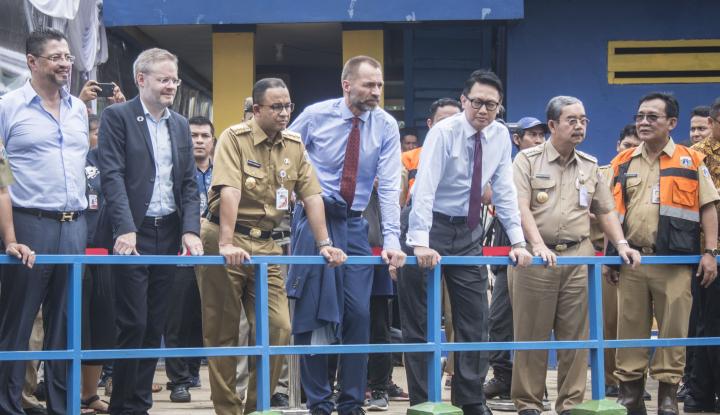 Minta Tolong Presiden, Anies Ngaku Punya Cara Lain Atasi Banjir Jakarta - Warta Ekonomi