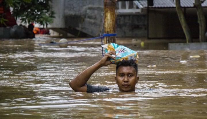 14 Waduk Dikeruk Pemprov DKI, Rawan Banjir? - Warta Ekonomi