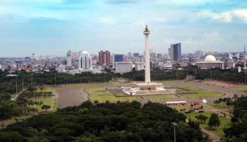 Foto Jakarta Siap Sambut Asian Games 2018