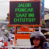 Orang-orang Jakarta Ngebet Liburan ke Puncak, Akhirnya Diputarbalik