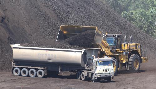 Foto Penentuan DMO Batu Bara Listrik, Jangan Bebani Masyarakat