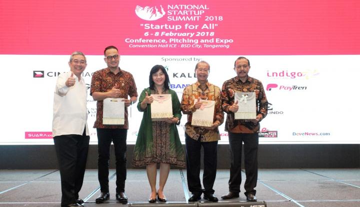 Foto Berita Bisnis Startup Miliki Potensi Besar di Indonesia
