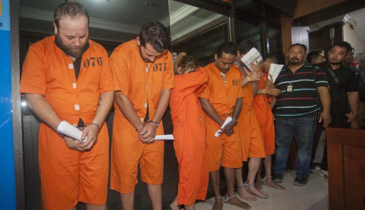 Foto Berita Polda Bali Amankan 16 Pelaku Penculikan Warga Bulgaria