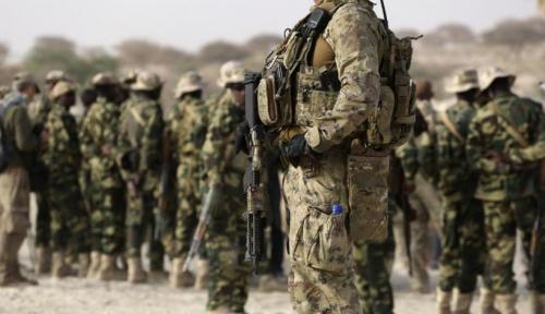 Foto Inggris Tambah Pasukannya di Afghanistan, Ada Apa?