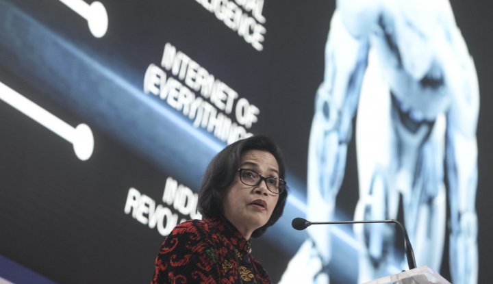 Foto Berita Menkeu Pastikan Indonesia Jaga Momentum Ekonomi