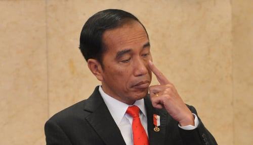 Foto Jokowi Tekankan Pemda Harus Permudah Perizinan
