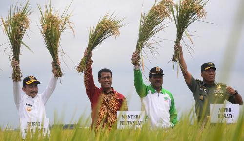 Foto Kinerja Kementan Genjot Ekspor Pertanian, DPD Apresiasi