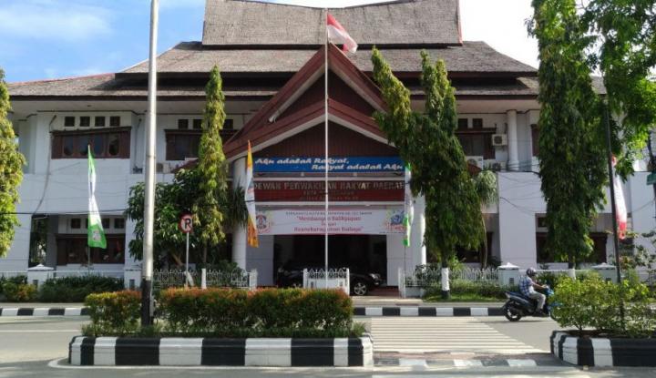 Foto Berita Tidak Ingin Terbelenggu Anggaran, DPRD Balikpapan Batalkan Pembangunan Gedung