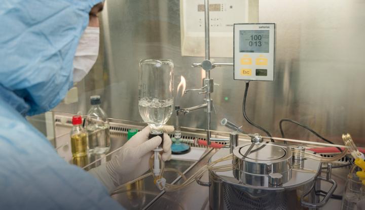 Foto Berita Terkait Produksi dan Riset, Bio Farma Bakal Jajaki Kerja Sama dengan Negara Sahabat