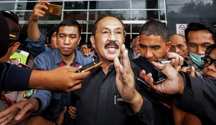Foto Berita Novanto Sempat Lerai Yunadi vs Penyidik KPK